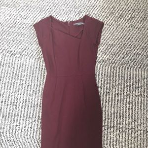 French connection sheath dress